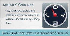 Future Scheduler App