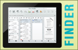 Finder Like File Manager App for ipad