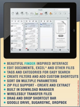 Files-Finder Edition App   Appsicum Apps For iOs(iPhone