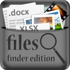 files finder edition